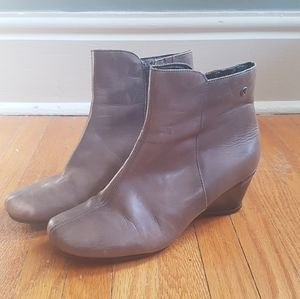 Pikolinos Wedge Ankle Boot